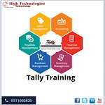 We are best tally training center in Delhi