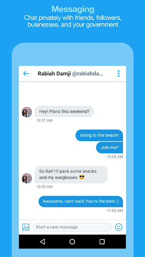Twitter Lite 1.2.0-0008-13 screenshots 5