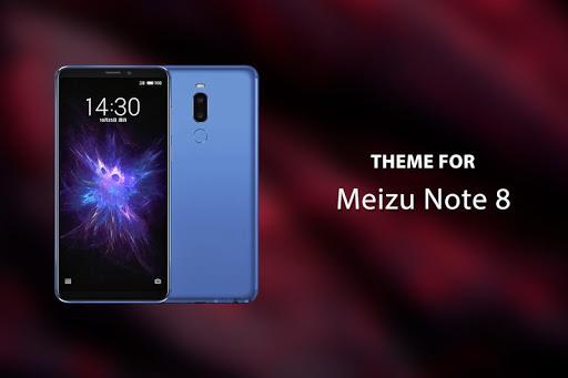 Theme for Meizu Note 8 1.0 screenshots 1