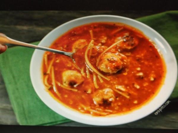 Virgil's Spaghetti Soup Recipe