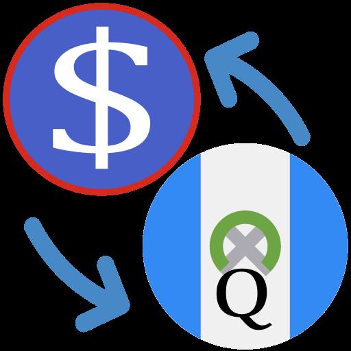 Us Dollar To Guatemalan Quetzal Usd