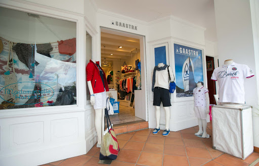 st-barts-gaastra.jpg - A fashion shop on the main drag of Gustavia.