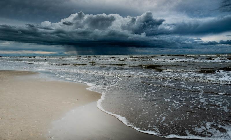 Pioggia in alto mare di gnuc