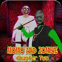 Horror Granny Momo Zombi: Chapter 2 scary Game icon