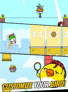 Cookie Bird in City Adventure- screenshot thumbnail