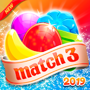 Big Sweet Bomb - Candy match 3 game