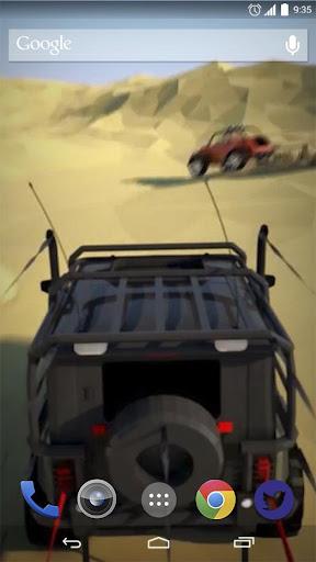 Car Parachute Eagle Race LWP