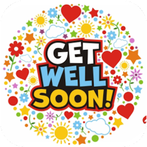 Get well soon greeting cards on google play reviews stats get well soon greeting cards icon m4hsunfo