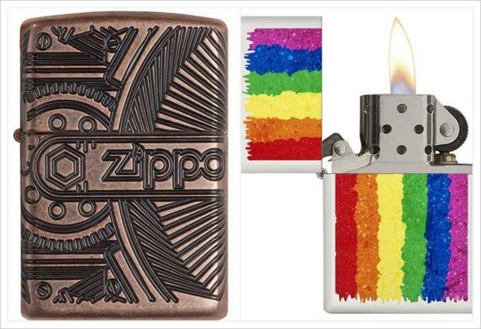 Zippo打火機