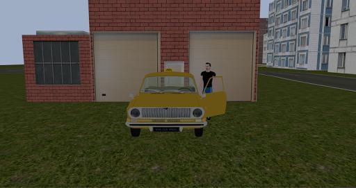 Russian Taxi Simulator