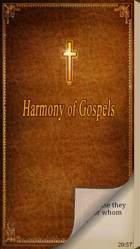Harmony Of the Four Gospels