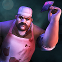 Scary Butcher 3D icon