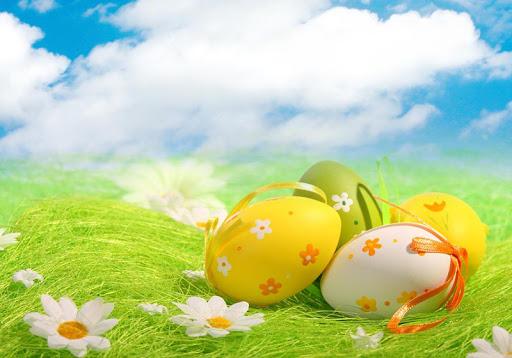 复活节彩蛋拼图