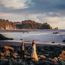 Fotógrafo de casamento Volodymyr Ivash (skilloVE). Foto de 08.05.2018