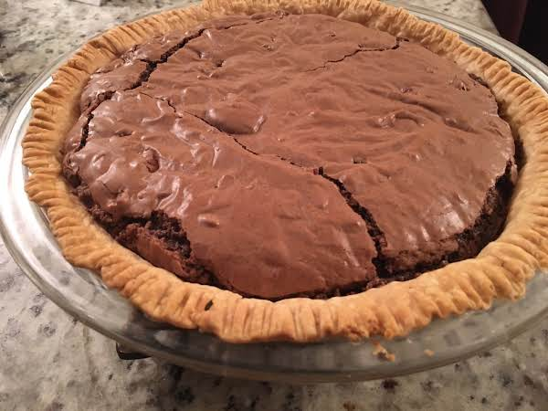 Chocolate Derby Pie