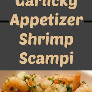 Shrimp Scampi With Garlic