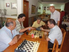 Photo: Torneo de partidas rápidas. Xisco Moll contra Jaume Mercant