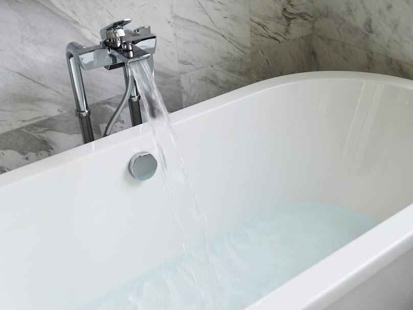 Woda do kąpieli