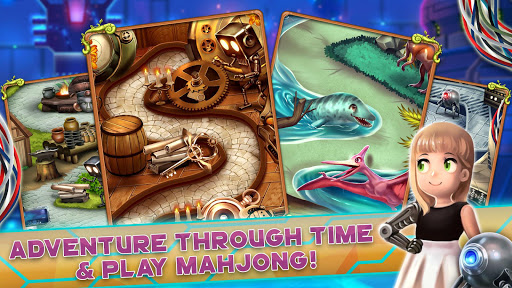 Mahjong New Dimensions - Time Travel Adventure modavailable screenshots 22