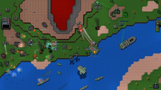 Rusted Warfare - RTS Strategy v1.13.2 APK Full