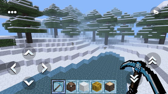 SnowCraft screenshot