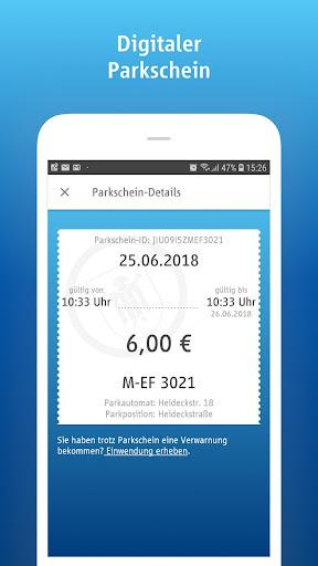 HandyParken Mu00fcnchen u2013 einfach und sicher 60 screenshots 5