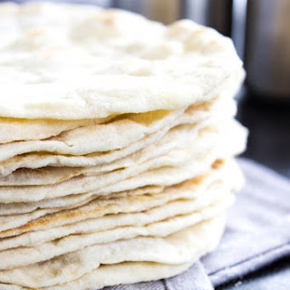 Best Ever Flour Tortillas.