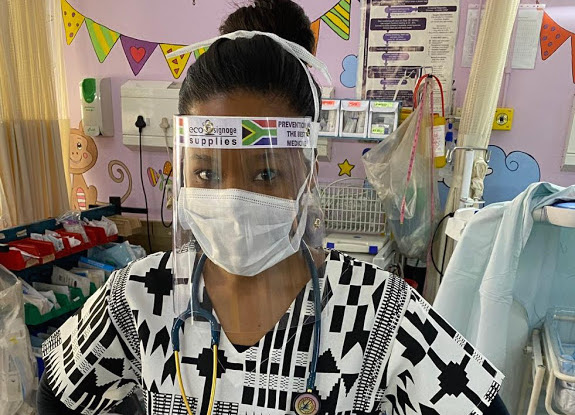 'We have to leave the children in their cribs': Doctors share emotional stories of life on the Covid-19 front line - TimesLIVE