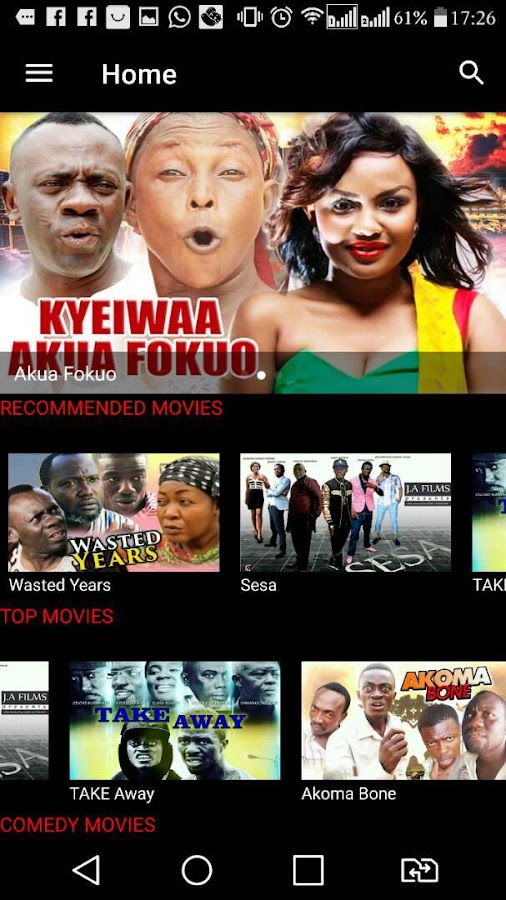 Kumawood- screenshot