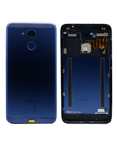 Honor 6C Pro Back Cover Blue