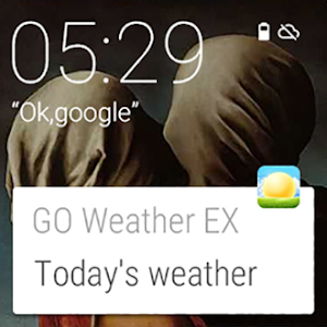 GO Weather Forecast & Widgets screenshot 11