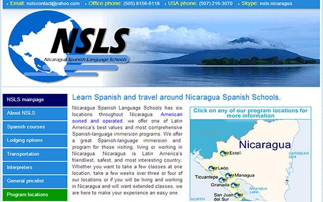 Nicaragua Spanish Language Schools