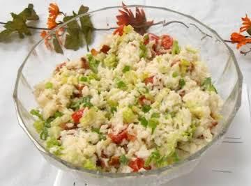Rick's BLT Rice Salad