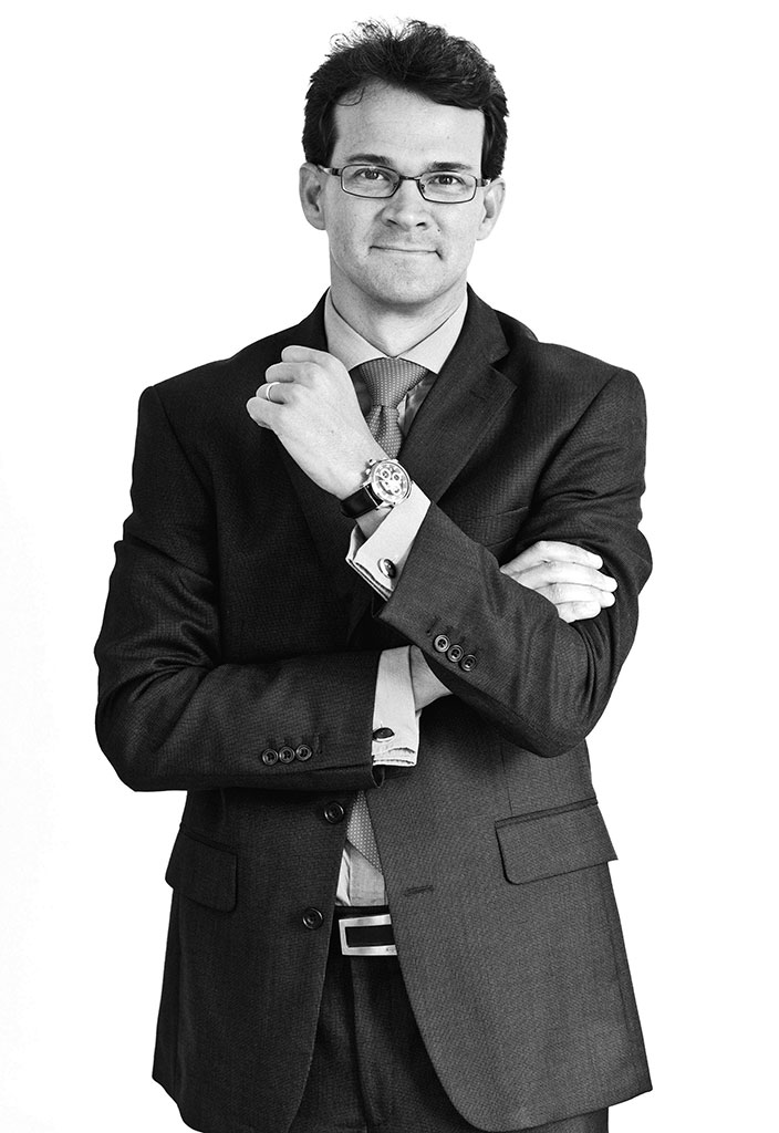 Sean Gilbertson, CEO Fabergé