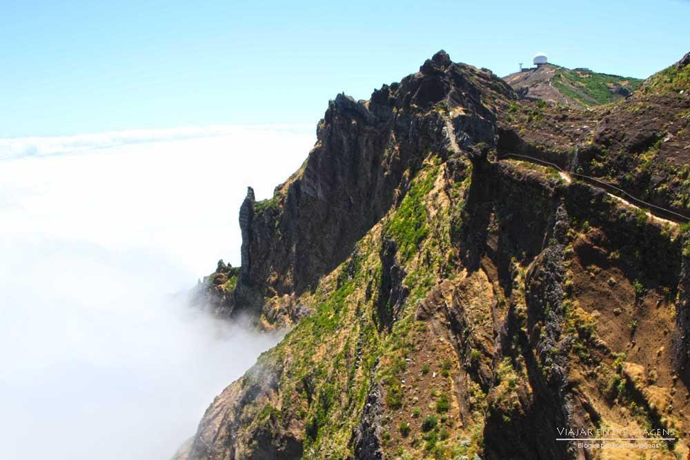 Do Pico do Areeiro ao Pico Ruivo, e até à Achada do Teixeira, na Madeira | Portugal