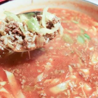 Pork Cabbage Tomato Soup Recipes