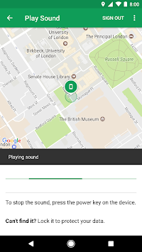 Find My Device
