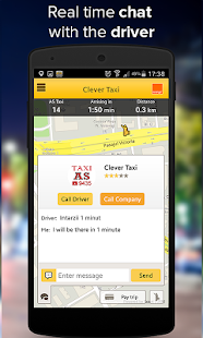Clever Taxi- screenshot thumbnail