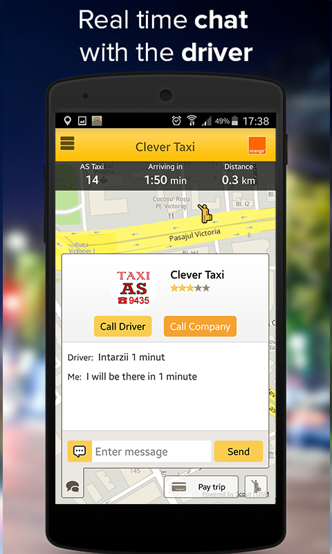 Clever Taxi- screenshot