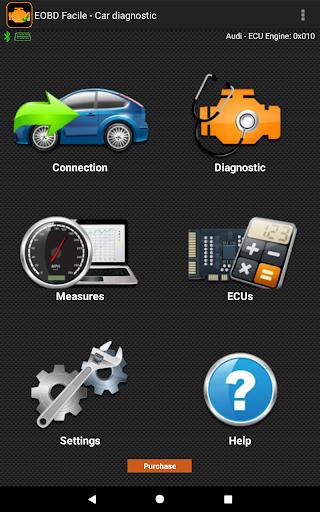 EOBD Facile - OBD 2 Car Diagnostic for elm327 Wifi  screenshots 9
