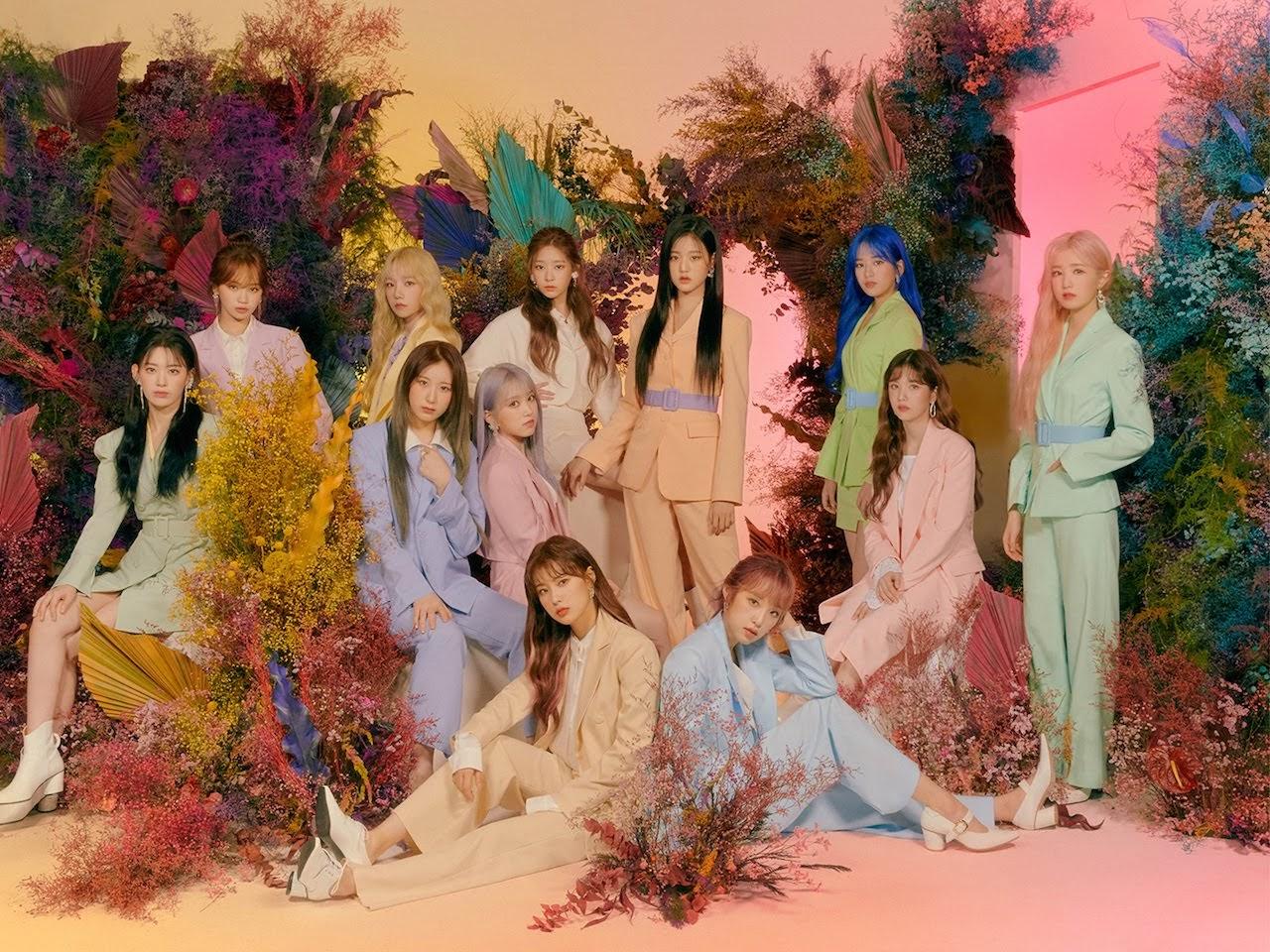IZ*ONE 邀你參加她們夢幻的華麗慶典 首張正規專輯《BLOOM*IZ》發行