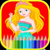 Tải Princess Coloring Book APK