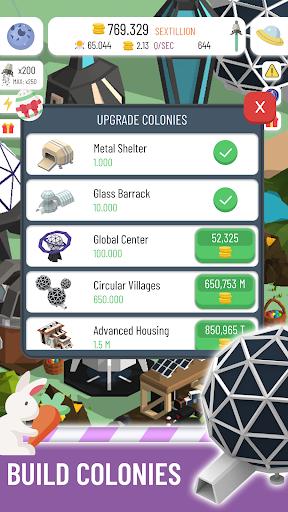 Space Colony: Idle 2.6.2 screenshots 4