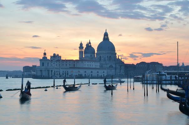Saluti da Venezia di mazzarolo