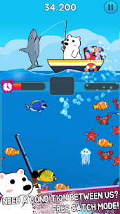Download Plus + fishing bear ♡ For PC Windows and Mac apk screenshot 15