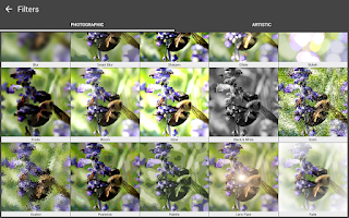 Screenshot of Infinite Painter