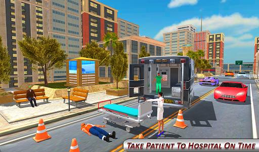 Ambulance Rescue Games 2020 1.6 screenshots 1