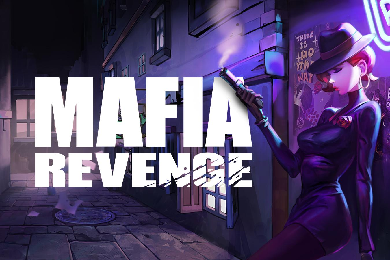 Mafia Revenge - Real-Time PvP- screenshot