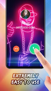 Color Call Flash- Call Screen, Color Phone Flash App Download For Android 4