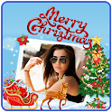 Merry Christmas Frames Editor icon
